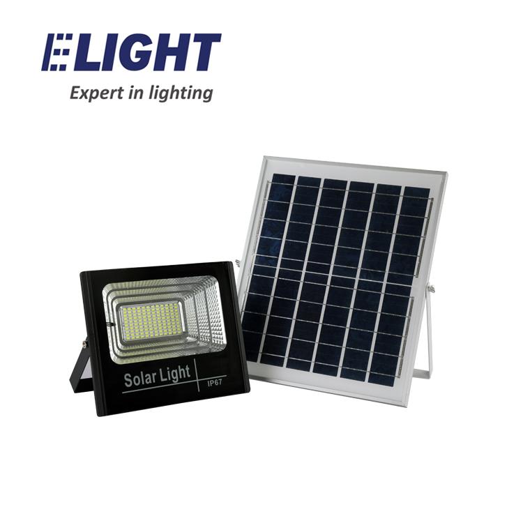 Đèn pha năng lượng mặt trời EL-OS-J150W